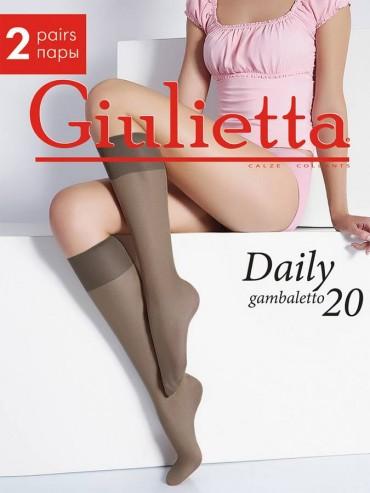 Гольфы Giulietta DAILY 20 (гольфы 2 п.)