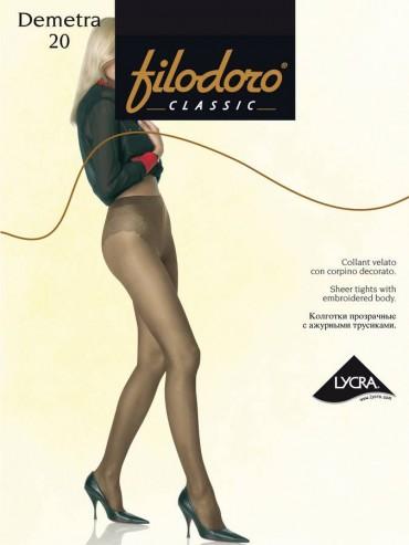 Колготки Filodoro Classic DEMETRA 40