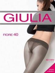 Колготки Giulia FIORE BIKINI 40 VITA BASSA
