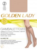 Гольфы Golden Lady GAMBALETTO 20 гольфы (2 п.)