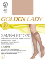Гольфы Golden Lady GAMBALETTO 20 гольфы (2 п.)