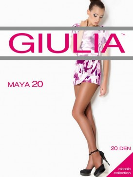 Колготки Giulia MAYA 20