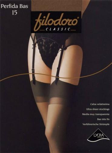 Чулки Filodoro Classic PERFIDA 15 BAS чулки