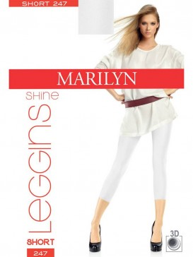 Леггинсы Marilyn SHINE SHORT 247 леггинсы