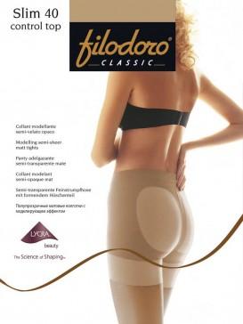 Колготки Filodoro Classic SLIM 40 CONTROL TOP