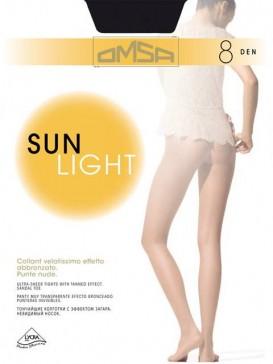 Колготки Omsa SUN LIGHT 8 (колготки)