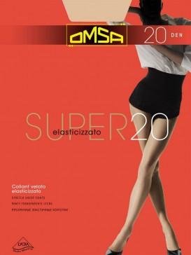 Колготки Omsa SUPER 20 XL