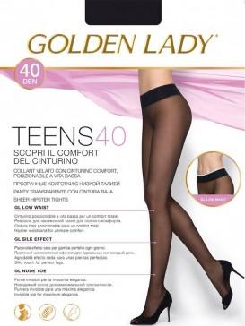 Колготки Golden Lady TEENS 40 VITA BASSA
