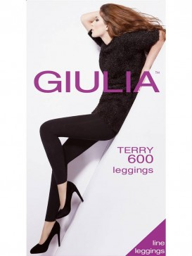 Леггинсы Giulia TERRY 600 леггинсы