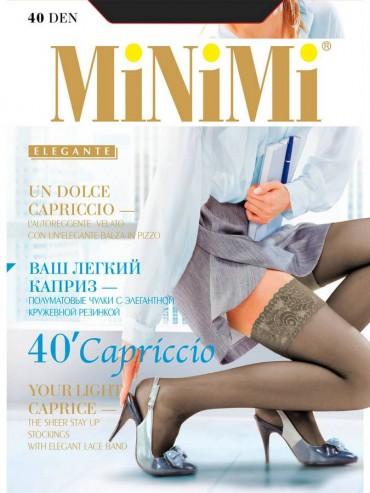 Чулки Minimi CAPRICCIO 40 чулки