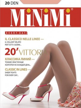 Колготки Minimi VITTORIA 20
