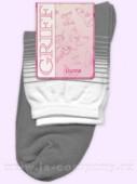Носки Griff D511 двухцветный с полосами