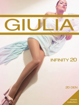 Колготки Giulia INFINITY 20