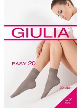 Носки Giulia EASY 20 lycra (2 п.)
