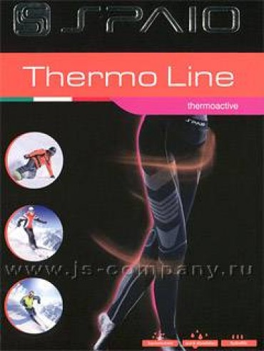 Кальсоны Spaio THERMO DS W03 леггинсы