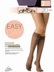 Носки Omsa EASY DAY 20 гольфы (2 п.)