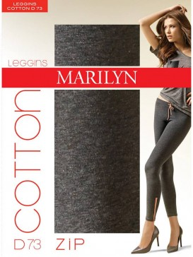 Леггинсы Marilyn COTTON ZIP D73 леггинсы
