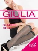 Гольфы Giulia SUMMER RETE (2 п.) гольфы