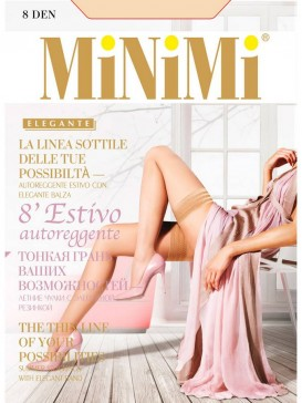 Чулки Minimi ESTIVO 8