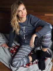 Пижама Jadea JADEA 5081 pigiama