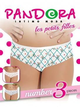Трусы женские Pandora PD 61544 (3 шт.) slip