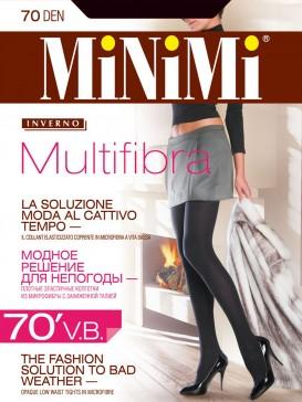Колготки Minimi MULTIFIBRA 70 VITA BASSA