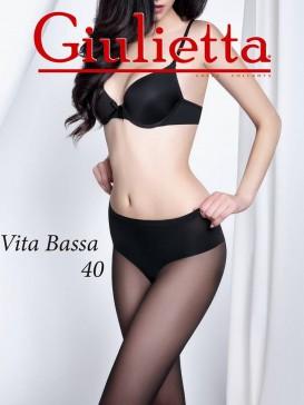 Колготки Giulietta VITA BASSA 40