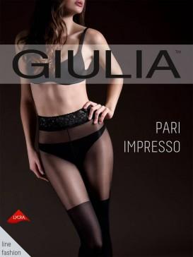 Колготки Giulia PARI IMPRESSO