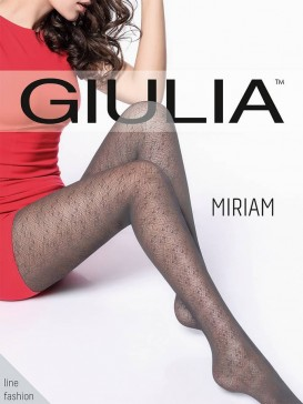 Колготки Giulia MIRIAM 02