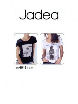 Футболка Jadea JADEA 4648 t-shirt