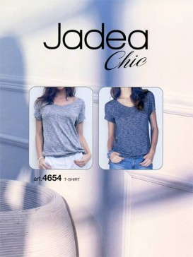 Футболка Jadea JADEA 4654 t-shirt