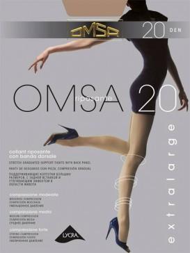 Колготки Omsa OMSA 20 XL