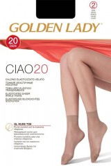 Гольфы Golden Lady CIAO 20 носки (2 п.)