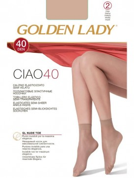 Гольфы Golden Lady CIAO 40 носки (2 п.)