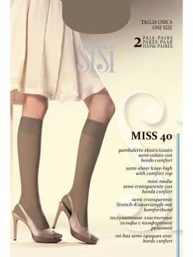 Гольфы SiSi MISS 40 (гольфы 2 п.)