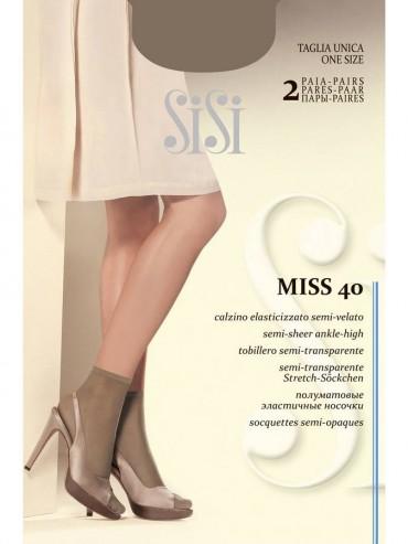 Носки SiSi MISS 40 носки (2 п.)