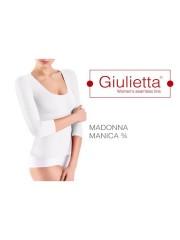 Футболка дл. рук. Giulietta MAGLIA SCOLLO MADONNA MANICA 3/4