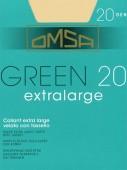 Колготки Omsa GREEN 20 XXL