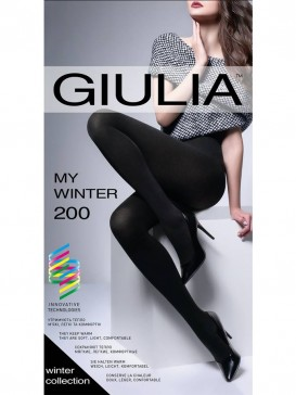 Колготки Giulia MY WINTER 200