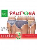 Трусы женские Pandora PD 1149 (3 шт.) slip