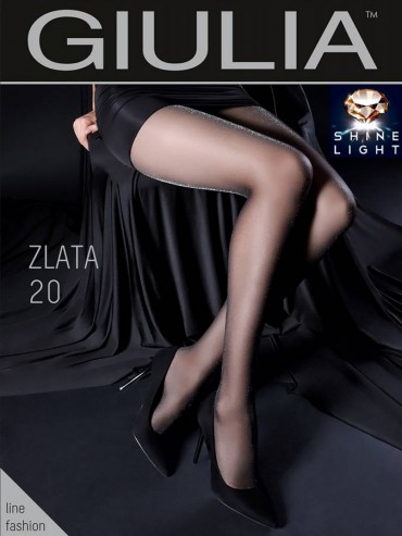 Колготки Giulia ZLATA 20