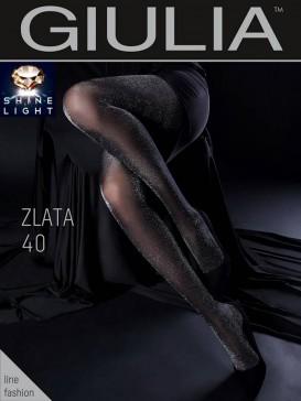 Колготки Giulia ZLATA 40