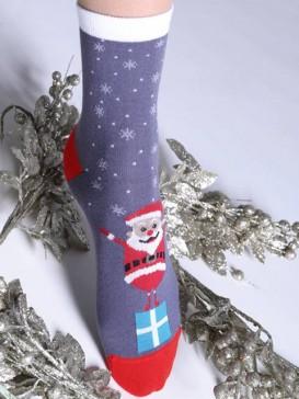 Носки Giulia NEW YEAR SOCKS 03 (3 п.) носки