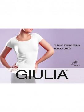 Футболка Giulia T-SHIRT SCOLLO AMPIO M.CORTA