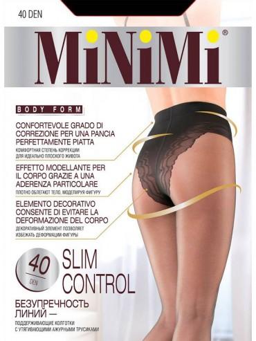 Колготки Minimi SLIM CONTROL 40