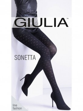 Колготки Giulia SONETTA 13