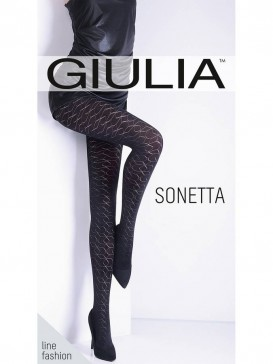 Колготки Giulia SONETTA 15