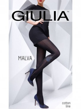 Колготки Giulia MALVA 02