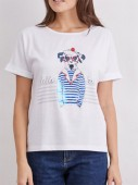 Футболка Amore a prima vista APV M2203 футболка