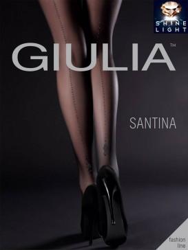 Колготки Giulia SANTINA 06